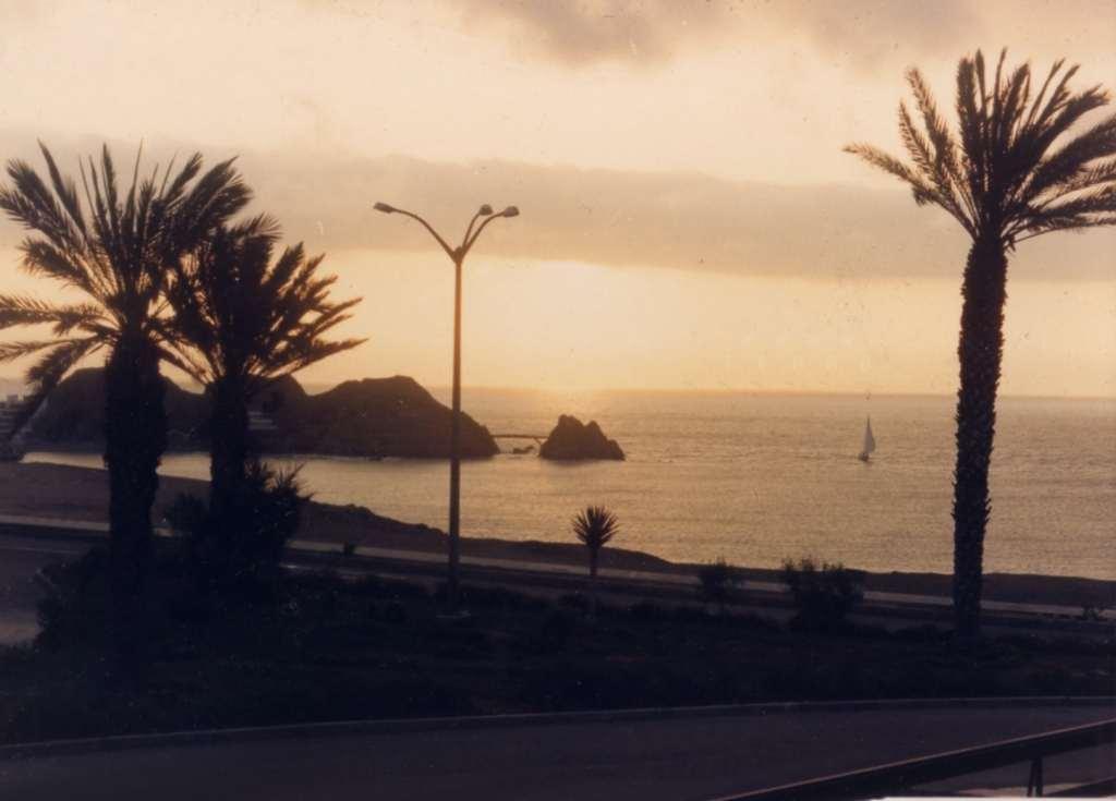 Playa Santa María - Perú (1990 -1991)
