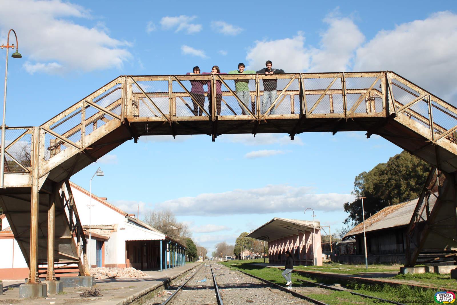 Los Cuatro en el Puente